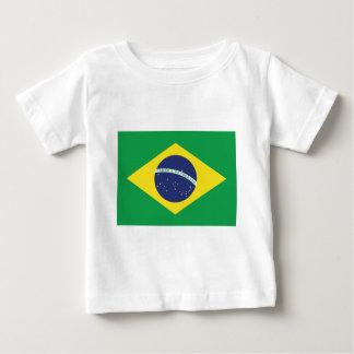 Brazilian Flag. Baby T-Shirt