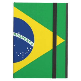 Brazilian flag cover for iPad air