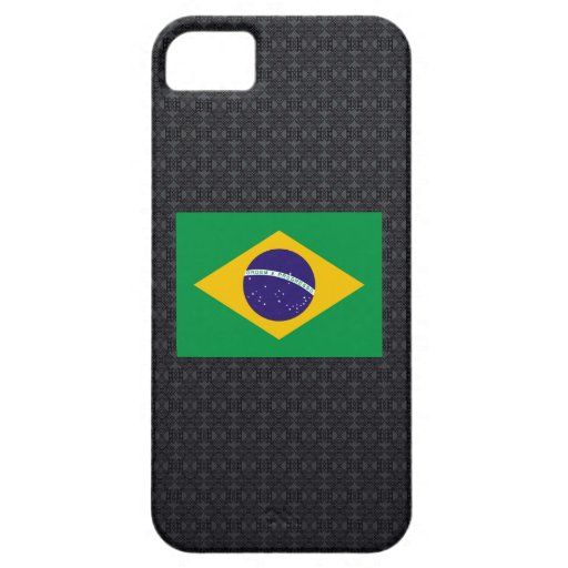 Brazilian flag iPhone 5 cover