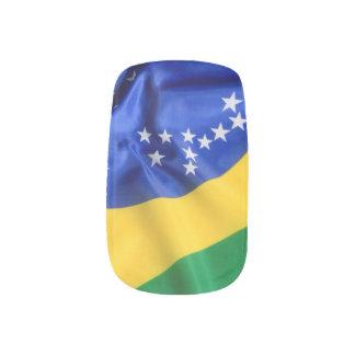 Brazilian Flag Minx Nails Minx ® Nail Wraps