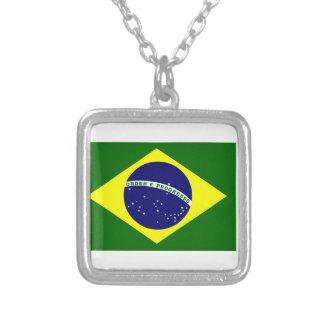 Brazilian Flag Custom Jewelry