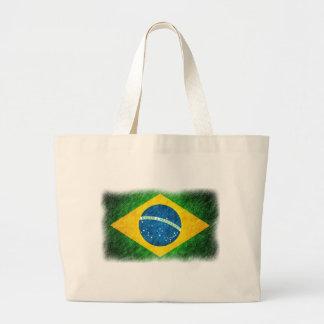 Brazilian_Flag_Pencil_Painting Bolsa