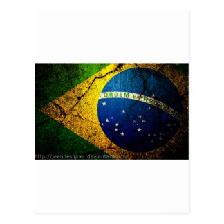 brazilian_flag_ postcard