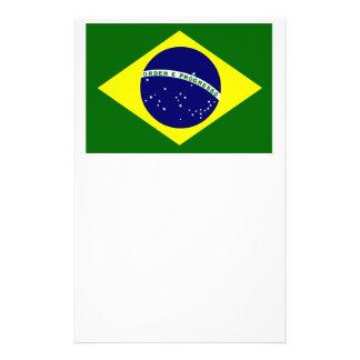 Brazilian Flag Stationery