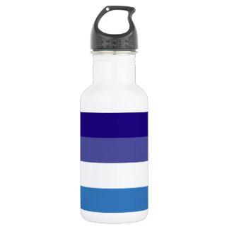 Brazilian G0YS Flag Theme Stainless Steel Water Bottle