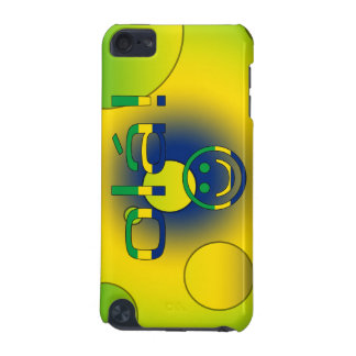Brazilian Gifts Hello Ola + Smiley Face iPod Touch 5G Covers
