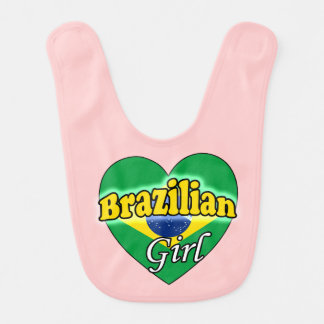 Brazilian Girl Bib