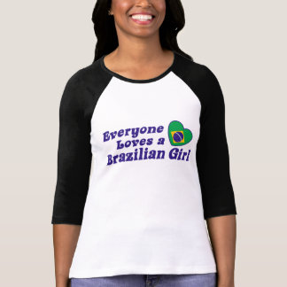 Brazilian Girl T-Shirt