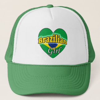 Brazilian Girl Trucker Hat