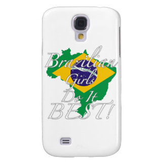 Brazilian Girls Do It Best! Galaxy S4 Cover