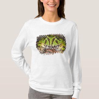 Brazilian Horn Frog, Ceratophrys cornuta, T-Shirt