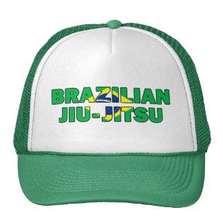 Brazilian Jiu-Jitsu 004 Trucker Hat