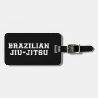 Brazilian Jiu Jitsu Bag Tag