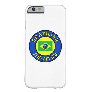 Brazilian Jiu Jitsu Barely There iPhone 6 Case
