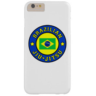 Brazilian Jiu Jitsu Barely There iPhone 6 Plus Case