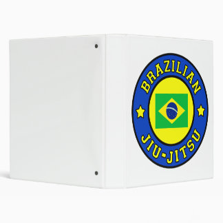 Brazilian Jiu Jitsu Binder