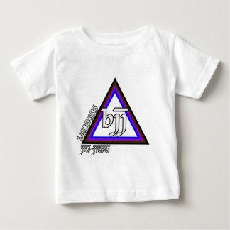 Brazilian Jiu Jitsu BJJ Triangle of Progress Baby T-Shirt