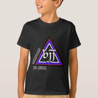 Brazilian Jiu Jitsu BJJ Triangle of Progress T-Shirt