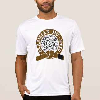 Brazilian Jiu-Jitsu (Brown Belt) Grappling Shirt