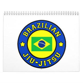 Brazilian Jiu Jitsu Calendar