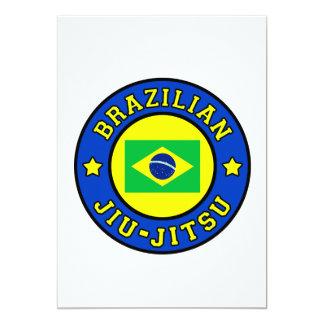 Brazilian Jiu-Jitsu card