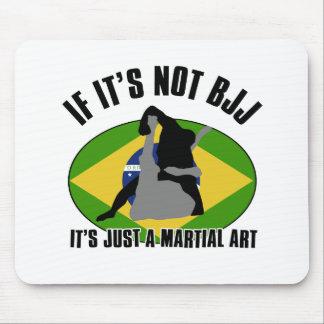 brazilian-jiu-jitsu design mouse pad