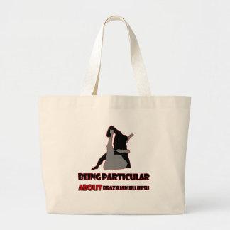 brazilian jiu jitsu Designs Canvas Bags