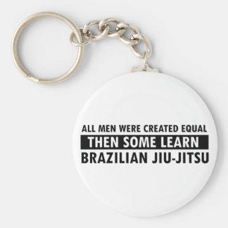 Brazilian Jiu-Jitsu designs Keychain