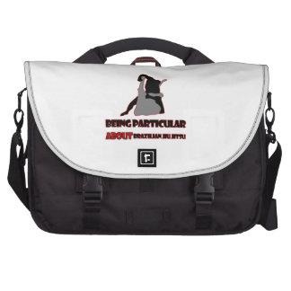 brazilian jiu jitsu Designs Laptop Computer Bag