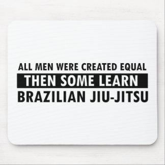 Brazilian Jiu-Jitsu designs Mouse Pad