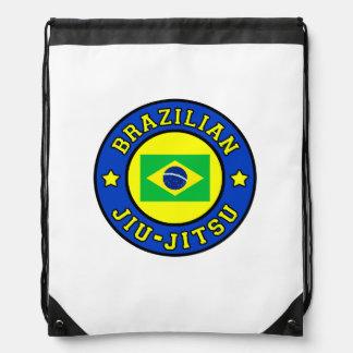 Brazilian Jiu-Jitsu Drawstring Backpack