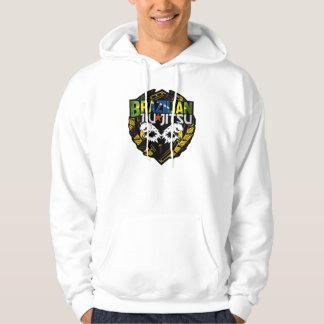 Brazilian Jiu Jitsu Emblem Hoodie