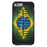 Brazilian Jiu Jitsu Flag iPhone 6 case