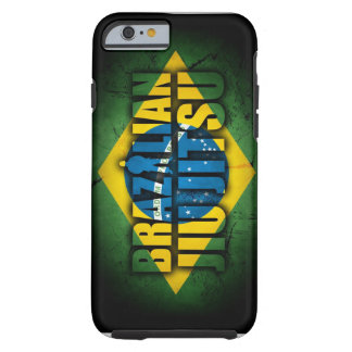 Brazilian Jiu Jitsu Flag iPhone 6 case