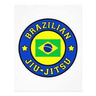 Brazilian Jiu Jitsu Flyer