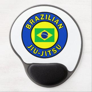 Brazilian Jiu Jitsu Gel Mouse Pad