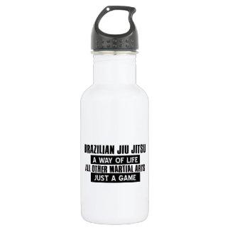 Brazilian Jiu Jitsu Gifts Water Bottle