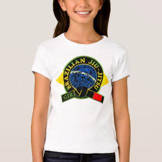 Brazilian Jiu-Jitsu Girl T-Shirt