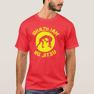 Brazilian Jiu Jitsu - Grapplers Oval T-shirt