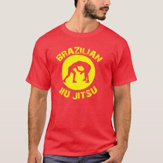 Brazilian Jiu Jitsu - Grapplers Oval T-shirt