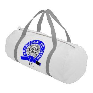 Brazilian Jiu-Jitsu Gymbag Blue Belt Gym Bag