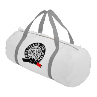 Brazilian Jiu-Jitsu Gymbag (Customizable) Duffle Bag