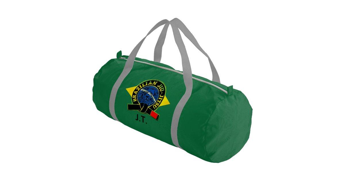 ea5a3d1025 Brazilian Jiu-Jitsu Gymbag (Customizable) Gym Bag