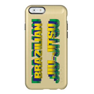 Brazilian Jiu-Jitsu Incipio Feather Shine iPhone 6 Case