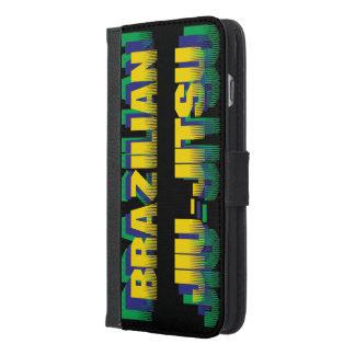 Brazilian Jiu-Jitsu iPhone 6/6s Plus Wallet Case