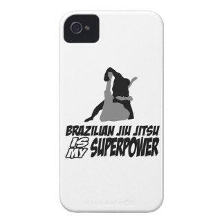 Brazilian jiu jitsu is my superpower iPhone 4 covers