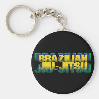 Brazilian Jiu-Jitsu Keychains
