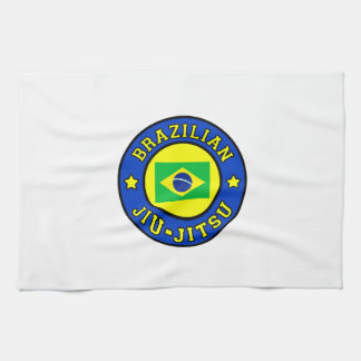 Brazilian Jiu-Jitsu Kitchen Towel
