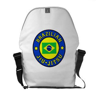 Brazilian Jiu-Jitsu messenger bag