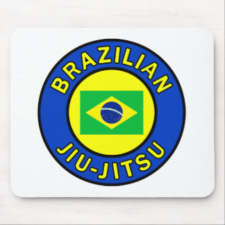 Brazilian Jiu-Jitsu Mouse Pad
